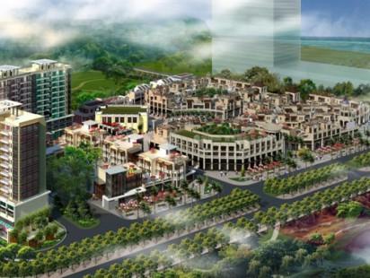 三亚海棠南洋小镇