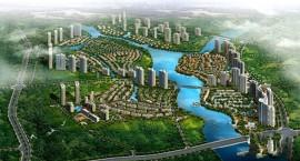 翠屏凤凰水城在售E区、C区房源 价格约127—477万/套