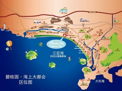 碧桂园海上大都会右岸