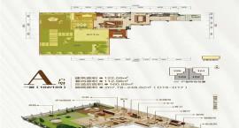 兴隆金手指太阳谷温泉城·润园推出珍藏版洋房户型,得房率200%