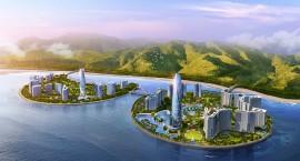 融创开发稀缺资源岛中岛融创日月湾