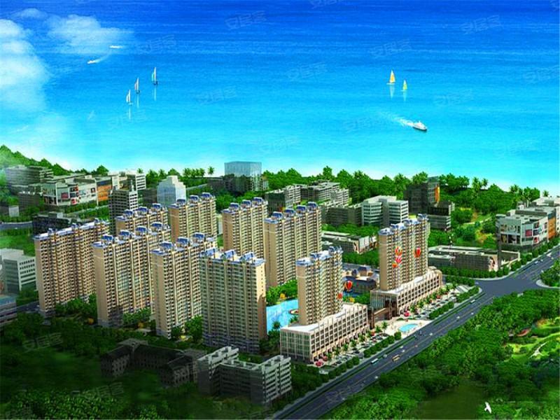 景园·悦海湾户型开间至三房在售