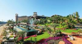 碧桂园金沙滩住宅和酒店式公寓均有在售