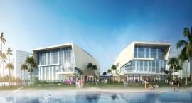 海南临高富力悦海湾在售楼栋C2#、C5#、A6#、A10#栋 建面为58-109㎡