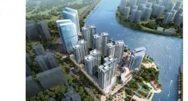 碧桂园滨江海岸三期新品建至15层左右