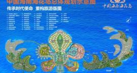 中国海南海花岛项目为低层,多层,小高层,高层板楼