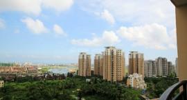 海南澄迈天赐上湾项目主推户型为55-86平建筑面积一房至两房 均价约15800元/平起