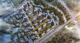 融创美伦熙语楼王加推2-3房户型在售 均价12000-13000元/平