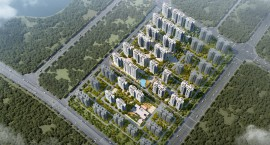 金地海南自在城一期加推68套房源 价格为15000元/平
