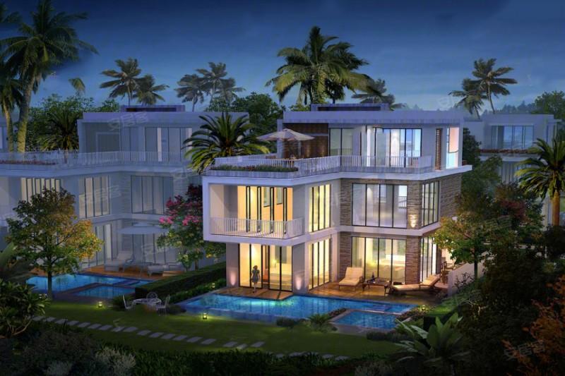 国安海岸均价为:38000元/平方米