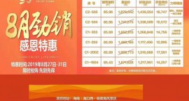 海南富力悦海湾8月推出感恩特惠 起价11500㎡