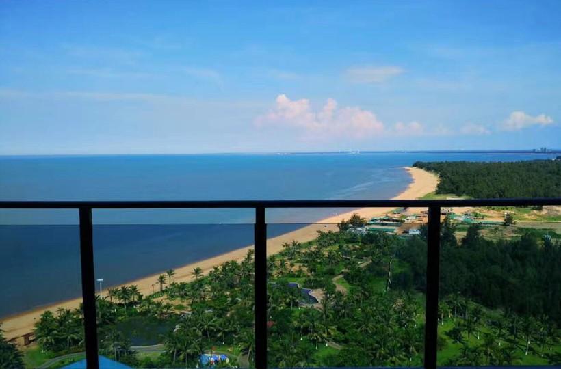 长岛蓝湾实景图