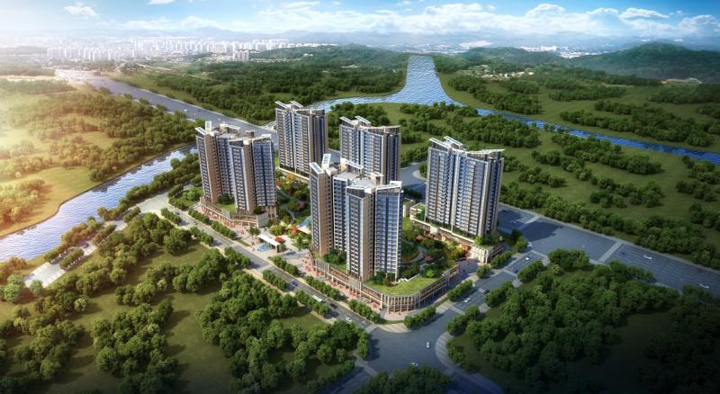 三亚景园城在售价格为:39000元/平方米