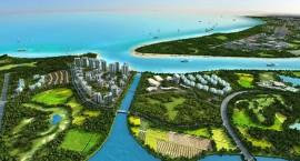 富力悦海湾住宅和别墅均有在售,售价9855元/㎡起