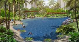万宁国瑞城打造养生度假综合社区