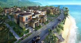 海南碧桂园金沙滩200米亲海距离 预计2021年11月交房