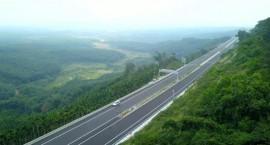 定了!万洋高速公路将于12月28日正式举行通车仪式