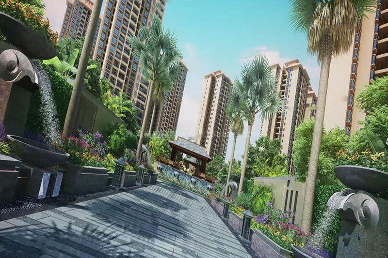 滨江世纪佳城预计2023年1月底南院交房