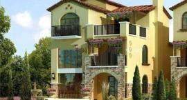富力红树湾户型建筑面积522㎡景观别墅,总价约888万/套