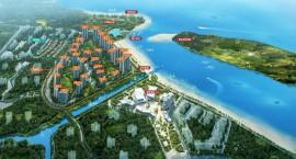 富力悦海湾高层瞰海公寓,均价10000元/㎡。
