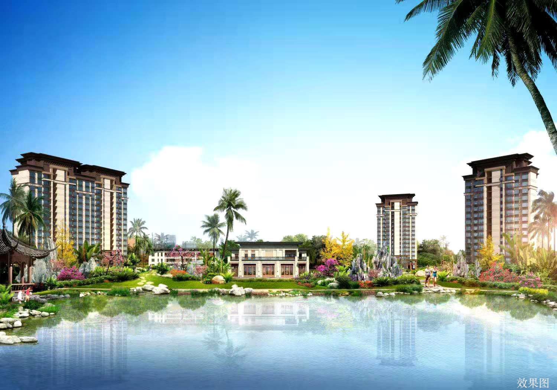 海南恒大悦珑湾在售价格为:12800元/平方米