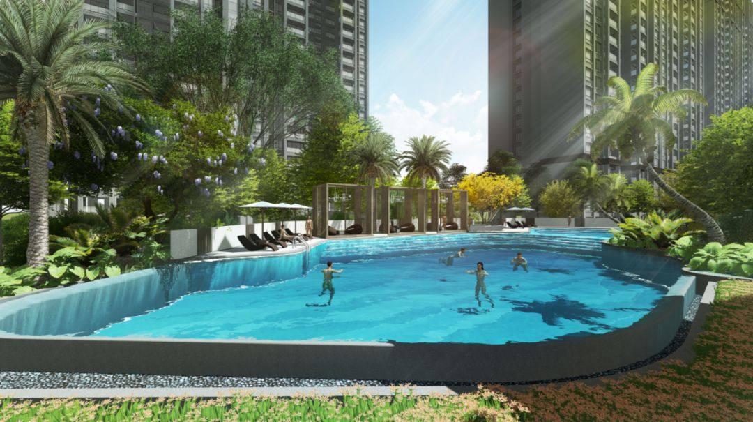 金城新天地预计2022年6月30日3#交房