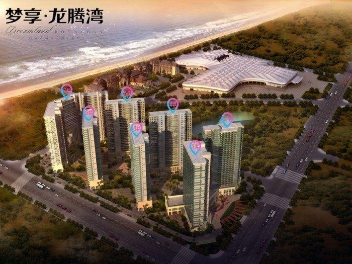 梦享龙腾湾在售价格为:17300元/平方米