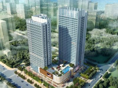 珈宝广场预计2021年12月底1#、2#交房