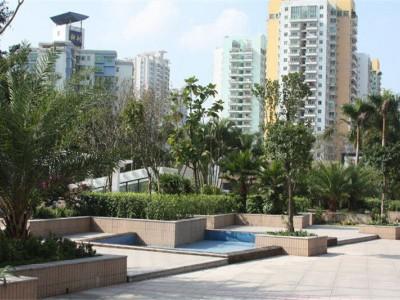 国贸城市花园均价为:25000元/平方米