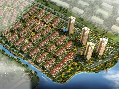 荣昱月亮湾打造月亮湾片区度假别墅项目