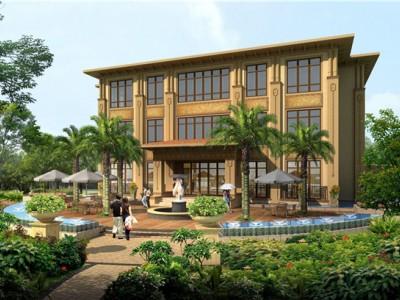 【木棉山庄】高绿化率,集度假旅游、养老休闲、置业为一体