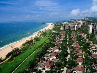 雅居乐清水湾高层和别墅产品均有在售