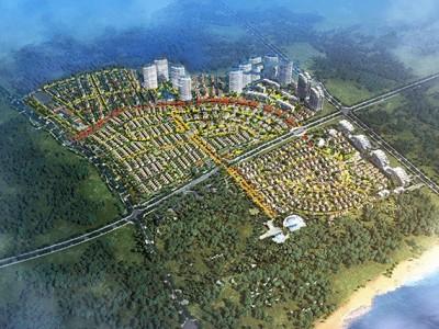 世茂怒放海——海南国际航天城旁滨海大城
