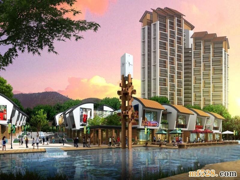 双大野奢世界 | 雨林养生度假公寓,在售均价19000元/㎡