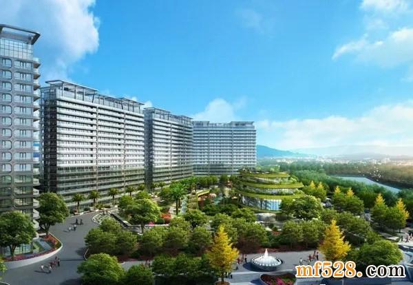 珑城半山公馆生态美居,总价150万/套起
