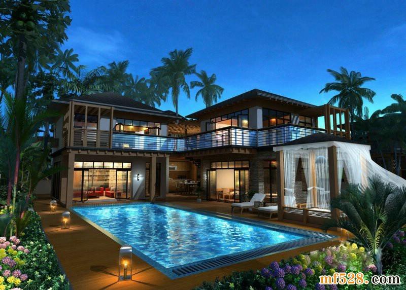龙湾雨林谷500万元/套起
