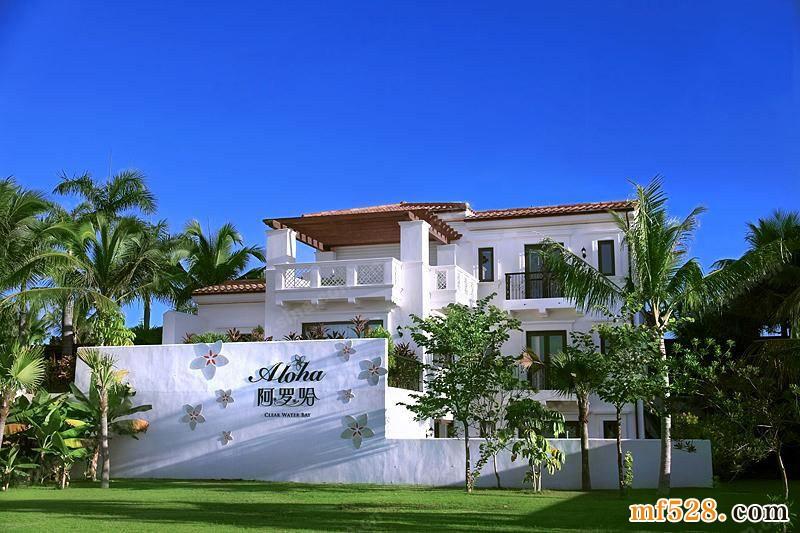 阿罗哈清水湾在售二至四房海居奢寓