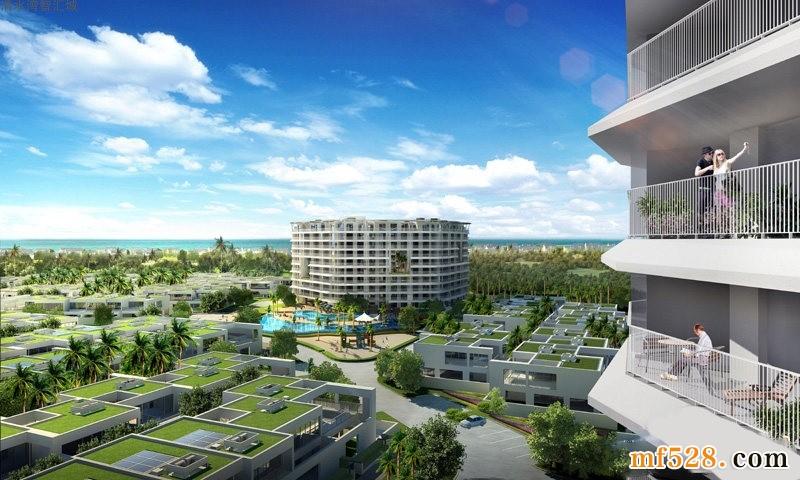 清水湾智汇城建筑面积约76-133㎡洋房和别墅在售,洋房均价22000元/㎡