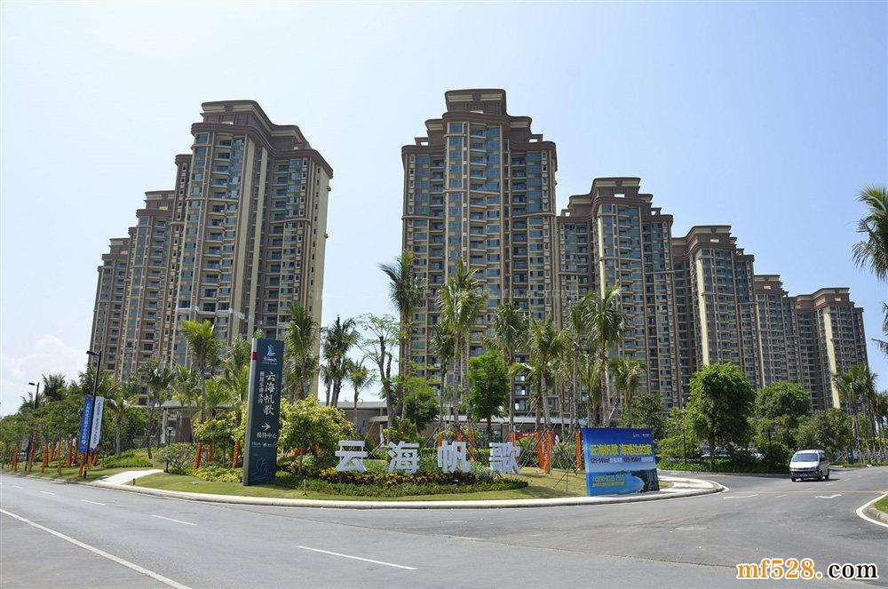 雅居乐云海帆歌独栋别墅在售 建筑面积约157.89㎡三居 总价为560万/套起