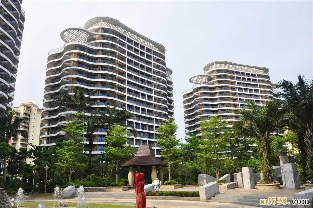 博鳌阳光海岸大开间至三房均有在售