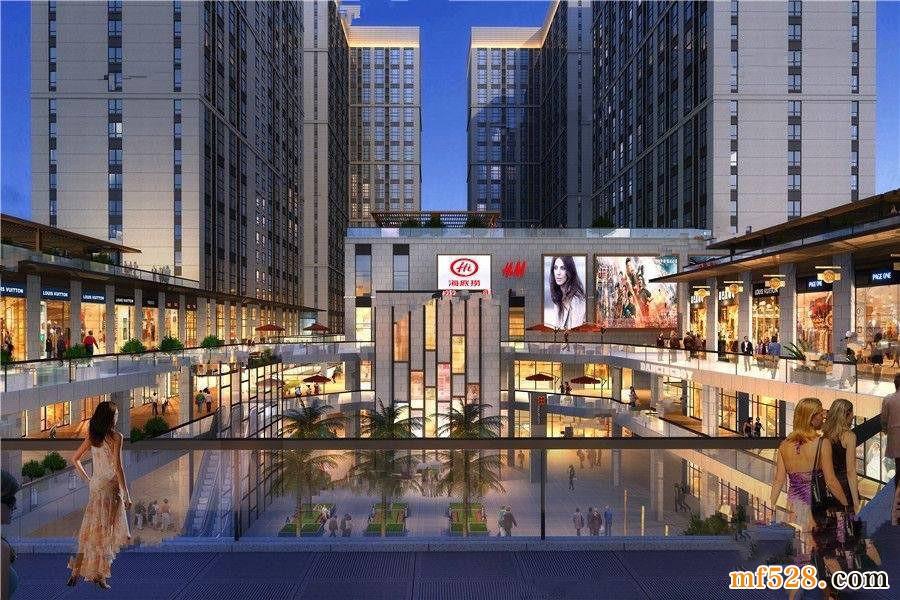 富达美广场丨7#号楼样板间开放中,现在售均价13888元/㎡起