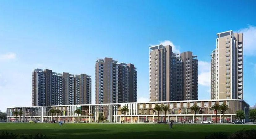 世茂幸福里|居住社区,在售均价14000元/m²