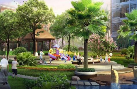 明珠温泉花园