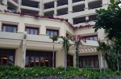 亚龙湾天赋度假酒店