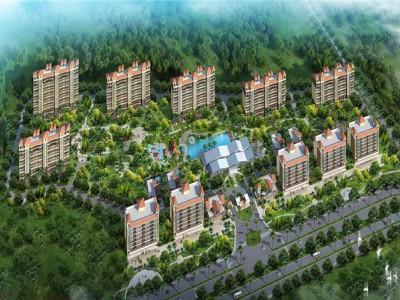 官塘世家——以温泉为特色的度假型休闲公寓小区