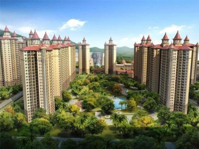 龙沐湾太阳城 足不出户就可以享完善的休闲娱乐配套