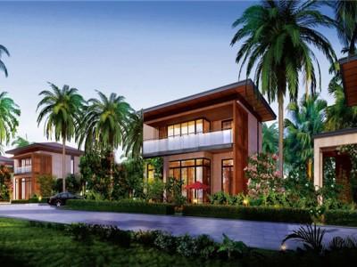 鲁能海蓝公馆——风景入户,拥西海岸资源