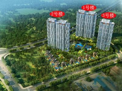 海棠中央项目位于三亚市海棠湾区地段