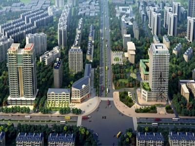 中信南航大厦项目由中信集团和南航集团联袂开发